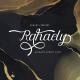 Rahaely - Elegant Script Font - GraphicRiver Item for Sale