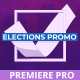 Election Promo for Premiere - VideoHive Item for Sale