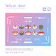 Sushi Twitch Sub Badges Chibi Sub Badges Cute Sub Badges Kawaii Sub Badges Funny Sub Badges Discord - GraphicRiver Item for Sale