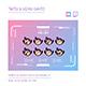 Vampire Twitch Emotes Chibi Emotes Cute Emotes Kawaii Emotes Funny Emotes Discord Emotes - GraphicRiver Item for Sale