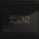 Brown Austin - Modern Sans Serif - GraphicRiver Item for Sale