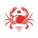 Crab Logo - GraphicRiver Item for Sale