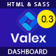 Valex -  Bootstrap Admin Dashboard HTML Template - ThemeForest Item for Sale