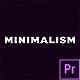 Black minimal intro - VideoHive Item for Sale