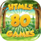 80 HTML5 GAMES!!! SUPER BUNDLE №4 (Construct 3 | Construct 2 | Capx) - CodeCanyon Item for Sale