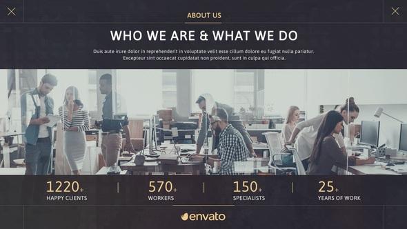 Company Business Promo
