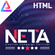 Neta - Election Campaign  And Political Candidate  HTML Template - ThemeForest Item for Sale
