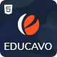 Educavo - Education HTML Template - ThemeForest Item for Sale