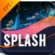 Splash Animated - GraphicRiver Item for Sale