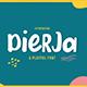 Dierja - GraphicRiver Item for Sale