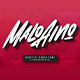 Malo Aino Graffiti Brush Font - GraphicRiver Item for Sale