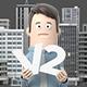 3D Explainer Video Kit Revolving Stage 2 - VideoHive Item for Sale