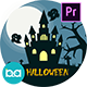Halloween Background | Premiere Pro MOGRT
