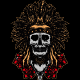 The Indian Skull Chief - GraphicRiver Item for Sale