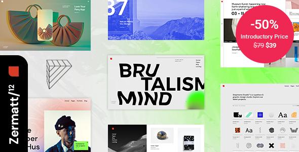 Zermatt – Multi-concept Agency Theme