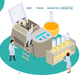 Isometric Future Lab Website - GraphicRiver Item for Sale