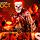 Halloween Circus Party Flyer - GraphicRiver Item for Sale