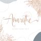 Amarithe - Elegant Script Font - GraphicRiver Item for Sale