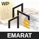 Emarat - Construction WordPress Theme - ThemeForest Item for Sale