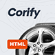 Corify - Car Dealership, Services & Classified HTML Template - ThemeForest Item for Sale