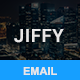 JIFFY - Responsive Email Newsletter - ThemeForest Item for Sale