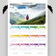 Calendar 2022 - GraphicRiver Item for Sale