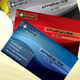 Wave business card - GraphicRiver Item for Sale