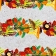 Autumn Watercolor Hand Drawn Seamless Pattern with - GraphicRiver Item for Sale