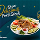Short Food Promo Display - VideoHive Item for Sale