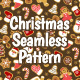 GingerBread Cookies Seamless Pattern - GraphicRiver Item for Sale