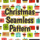 Christmas Gifts Seamless Pattern - GraphicRiver Item for Sale