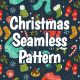 Stay Warm at Christmas Seamless Pattern - GraphicRiver Item for Sale