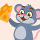 Rat Mouse Cartoon - GraphicRiver Item for Sale
