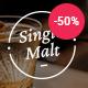 SingleMalt - Drink Store Theme - ThemeForest Item for Sale