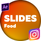 Instagram Stories Food - VideoHive Item for Sale
