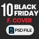 10 Black Friday Sale Facebook Cover - GraphicRiver Item for Sale