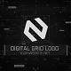 Digital Grid Logo - VideoHive Item for Sale