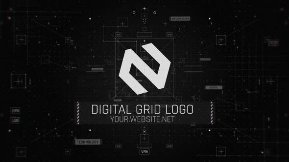 Digital Grid Logo