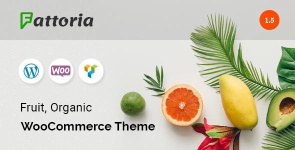 Review: Fattoria - Organic Farm Natural Store WooCommerce Theme free download Review: Fattoria - Organic Farm Natural Store WooCommerce Theme nulled Review: Fattoria - Organic Farm Natural Store WooCommerce Theme