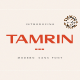 TAMRIN – Modern Sans Font - GraphicRiver Item for Sale