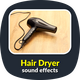 Hair Dryer Sounds