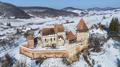 Alma Vii fortified church, Romania - PhotoDune Item for Sale