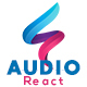 Audio React Logo Reveal - VideoHive Item for Sale