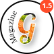 Genius Kitchen -  News Magazine and Blog Food WordPress Theme - ThemeForest Item for Sale
