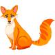 Fox Cartoon Vector - GraphicRiver Item for Sale
