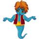 Genie Boy Cartoon - GraphicRiver Item for Sale
