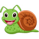 Cartoon Snail Vector - GraphicRiver Item for Sale