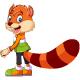 Squirrel Cartoon - GraphicRiver Item for Sale