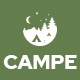 Campe - Camping & Adventure Shopify Theme - ThemeForest Item for Sale