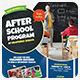 Kids Education School Flyer - GraphicRiver Item for Sale